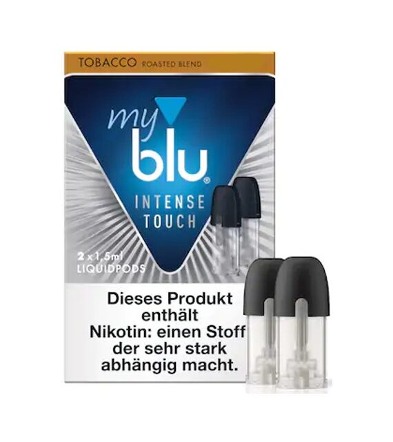 Tobacco Roasted Blend My Blu Intense Touch Liquidpods