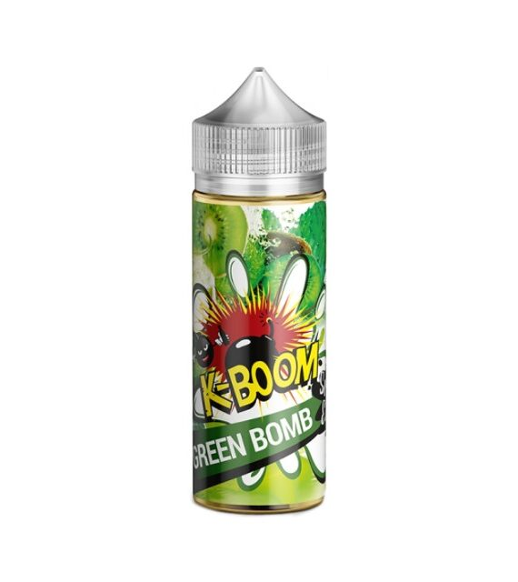 Green Bomb K Boom Aroma Special Edition