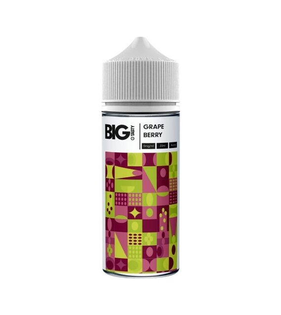 Grape Berry Big Tasty Aroma