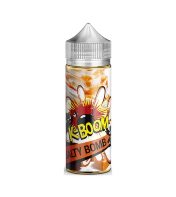 Salty Bomb K Boom Special Edition Aroma