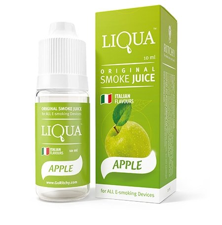 Apple Liqua Liquid 10ml - ohne Nikotin