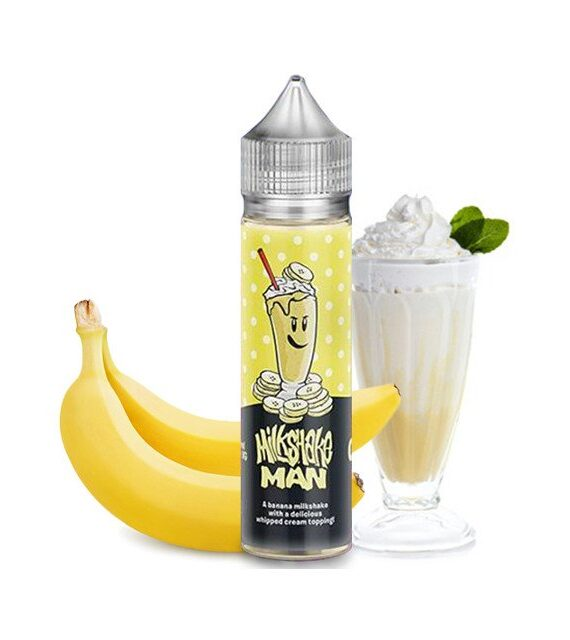 Banana - Milkshake Man Liquid