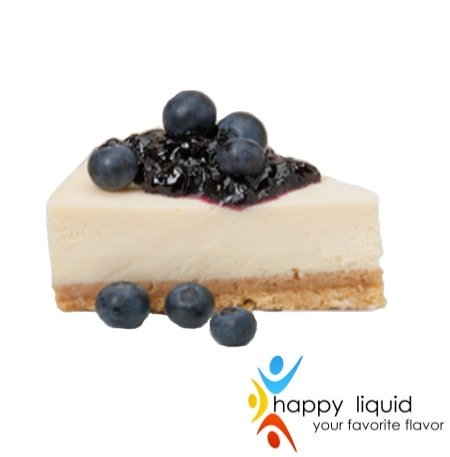 Blueberry Cheesecake Happy Liquid
