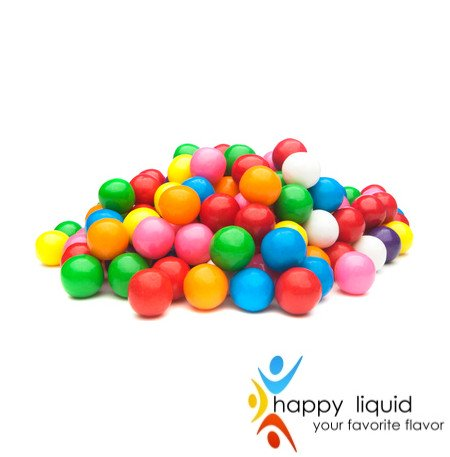 Bubble Gum Happy Liquid