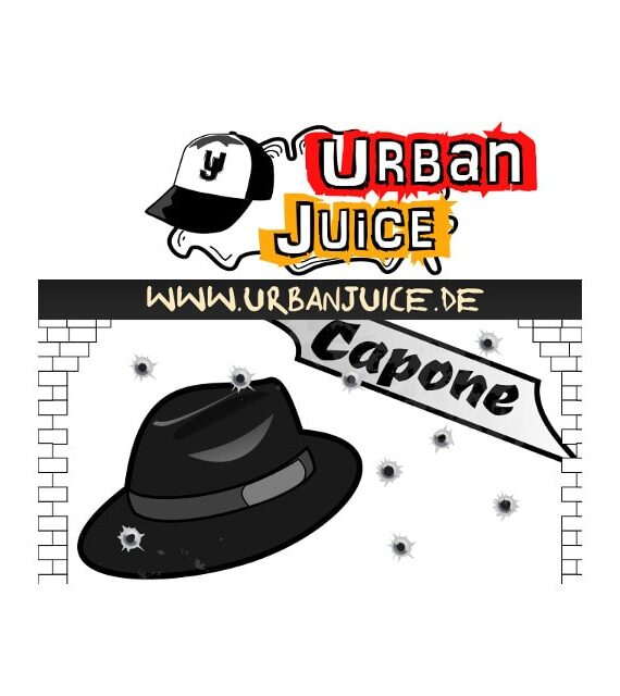 Capone – Urban Juice Liquid
