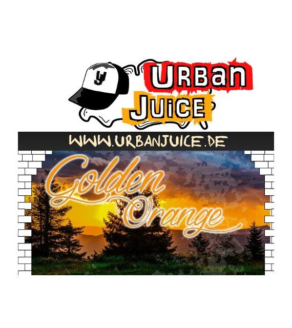 Golden Orange – Urban Juice Liquid