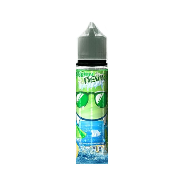 Green Devil - Fresh Summer - AVAP Liquid