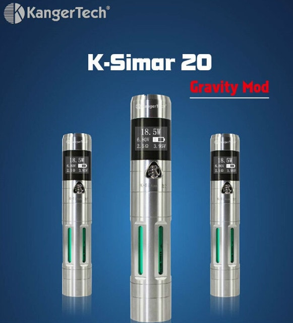 Kanger K-Simar 20 OLEAD Display
