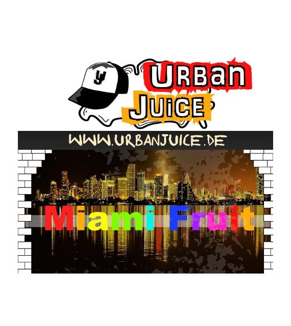 Miami Fruit – Urban Juice Liquid