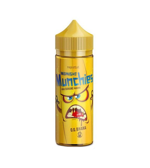 OG BNANA – Midnight Munchies – Vaporist Liquid