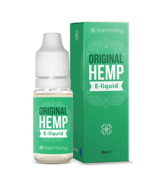 Original Hemp – Harmony CBD Liquid