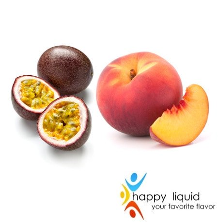 Passion Peach Happy Liquid