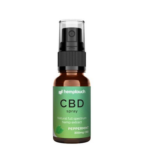 Hemptouch – CBD Spray Peppermint