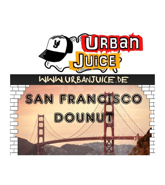 San Francisco Donut – Urban Juice Liquid