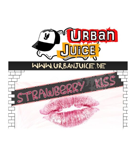 Strawberry Kiss – Urban Juice Liquid