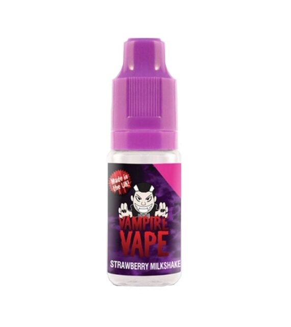 Strawberry Milkshake Vampire Vape