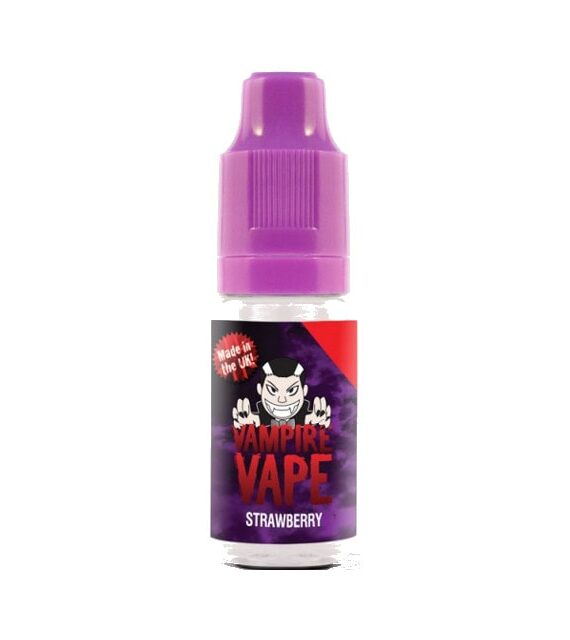 Strawberry – Vampire Vape