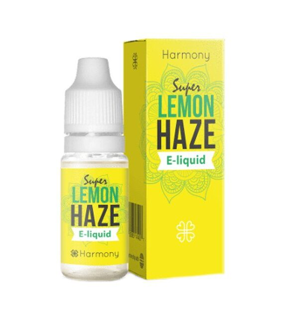 Super Lemon Haze – Harmony CBD Liquid