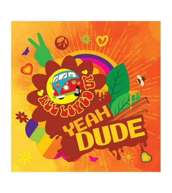 Yeah Dude – Big Mouth Aroma